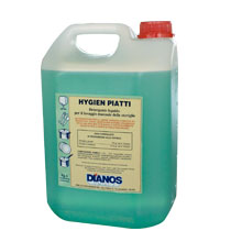 Hygien piatti – Detergent spalare manuala vesela