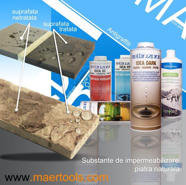 Substanțe recondiționare, tratare și întreținere suprafețe lavabile