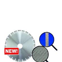 Discuri diamantate profesionale line up pentru beton armat