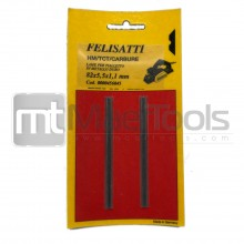 Felisatti set lame HM/TCT/CARBURE