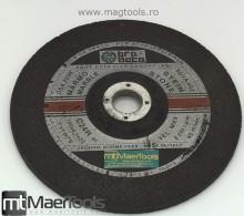 Disc polizare piatră 180 x 6,5 x 22 mm C24R
