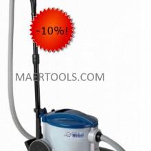 10% SUPERDISCOUNT la aspiratorul profesional Makros!