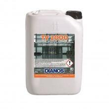 Detergent concentrat antialunecare TV2000 – Detergent profesional extra concentrat pentru utilizare manuala sau cu masini de spalat aspirat. Efect antialunecare. Nivel redus de spumare. Lasa suprafetele perfect curate, stralucitoare, fara urme.