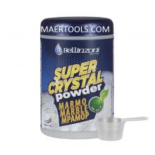 Super Crystal pentru marmura – Praf pentru lustruit marmura