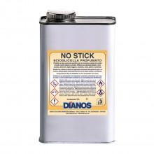 Dizolvant pentru adezivi NO STICK 1 lt – Solvent parfumat ce indeparteaza rapid si eficient reziduurile de adezivi, lipiciuri, banda adeziva, scotch, chiar si invechite. Eficient pe majoritatea suprafetelor: laminate, sticla, inox, aluminiu, beton, gresie, faianta, piatra, ceramica.