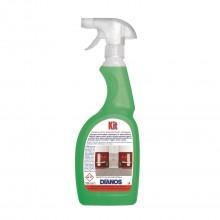 Detergent spuma dezincrustant KIT 750 ml – Detergent dezincrustant sub forma de spuma extra forte. Indeparteaza rapid murdaria rezistenta, urmele de sapun, rugina, calcar, reziduurile si crustele. Lasa un parfum placut.