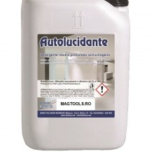 Detergent autolucidant  piatra