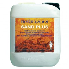 Sand Plus – Sablant chimic pentru marmura si pietre calcaroase