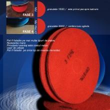 Fibra Plus, o nouă tehnologie de lustruire a suprafețelor din piatră naturală