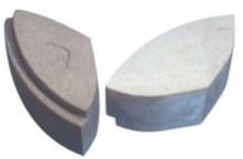 Abrazive pentru piatra tip Cassani (rinichi)
